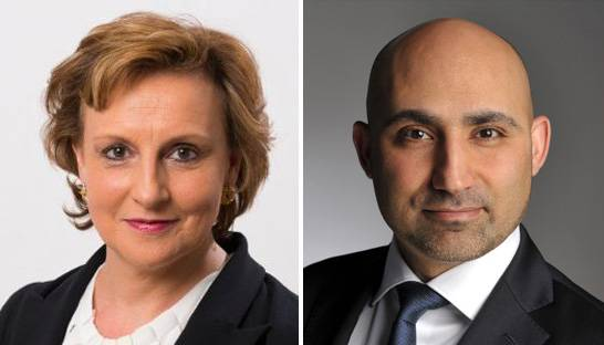 Annemie Viaene and Alpaslan Dilekci join Baringa's Energy arm