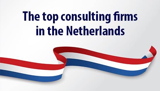 The top consulting firms in the Netherlands