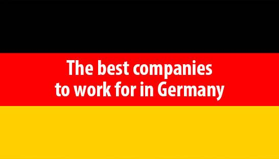 The best companies to work for in Germany in 2020