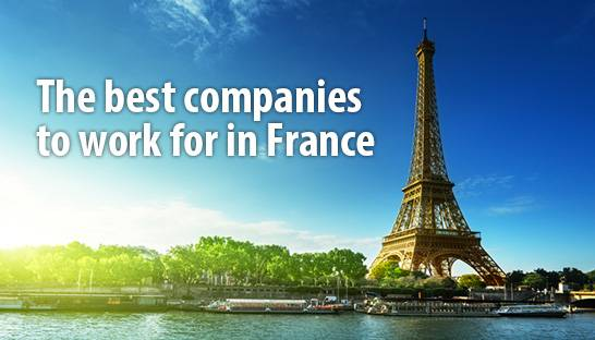 The best companies to work for in France in 2020