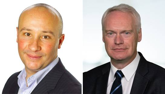 Claus Benkert and Yair Erez join Bain in Europe as partner