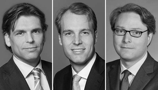 Roland Berger promotes three partners in Benelux offices