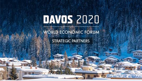 22 professional services firms a strategic partner of WEF Davos