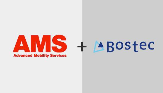 Advanced Mobility Services ties partnership with Bostec