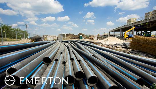 Emerton a strategic advisor to major infrastructure deals