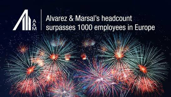 Alvarez & Marsal sees European headcount hit 1,000