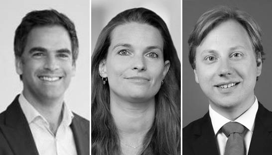 Bain & Company appoints partners in Brussels and Amsterdam