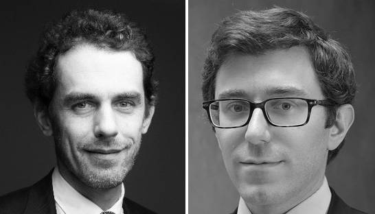 Christian Heinis and Simon Matthieu partner at Roland Berger