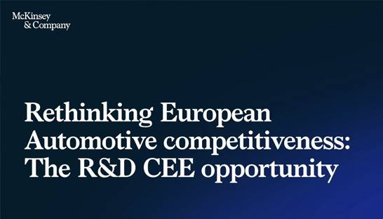 Automotive firms eye CEE region for software R&D engineers