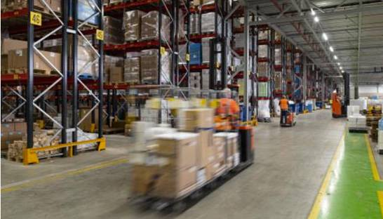 Groenewout helps Bunzl with consolidation of warehouses