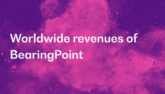 BearingPoint hits record revenue of €780 million