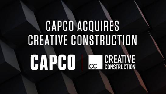 Capco buys German digital consultancy Creative Construction