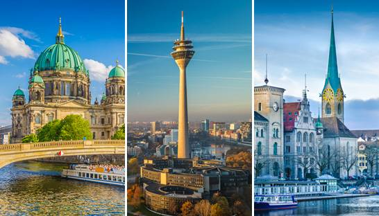 Protiviti opens offices in Berlin, Dusseldorf and Zurich