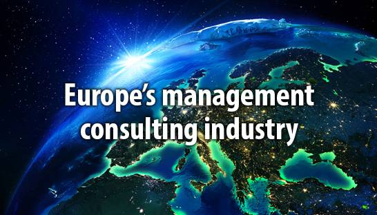 Europe's management consulting industry worth $45 billion