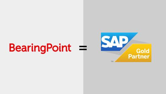 SAP elevates consulting partner BearingPoint to Gold level