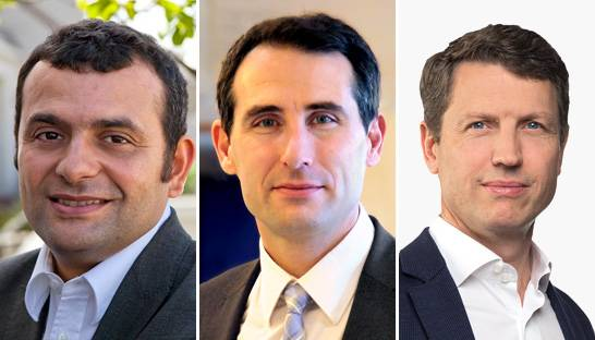 McKinsey & Company promotes three partners in France