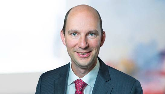 Michael Jongeneel leads Bain's Dutch financial services wing