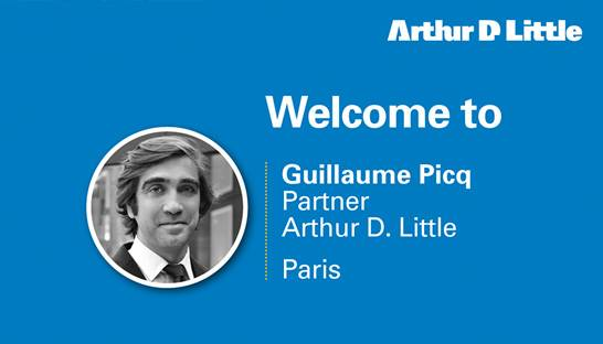 Guillaume Picq joins Arthur D. Little partnership in France