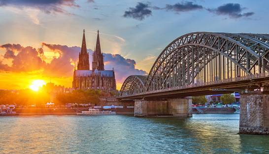 Consultants looking into water bus system for Köln