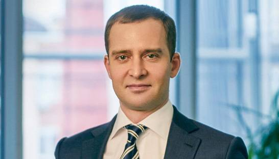 Oliver Wyman's new boss for Russia: Sorin Talamba