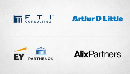 Deals: Arthur D. Little, AlixPartners, EY-Parthenon and FTI Consulting