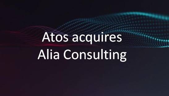 Atos acquires French SAP specialist Alia Consulting