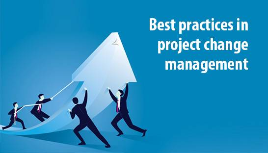 UMS Group on best practices in project change management