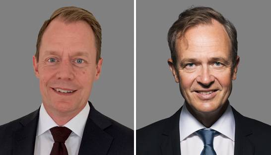 Jonas Rickardsson and Dan Andersson join A&M Nordics