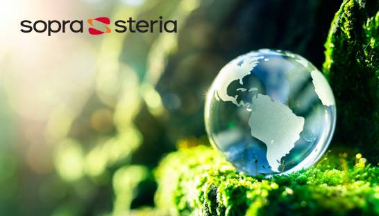 Sopra Steria commits to net zero emissions by 2028