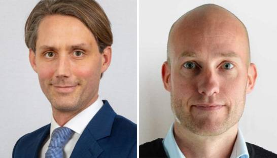 Daan Haeck and Luuk Bruna join Clairfield's Vondel Finance