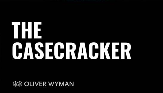 Want to work at Oliver Wyman? Join The Casecracker