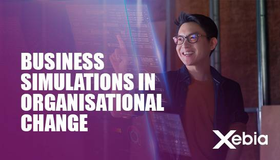 How business simulations can improve organisational change