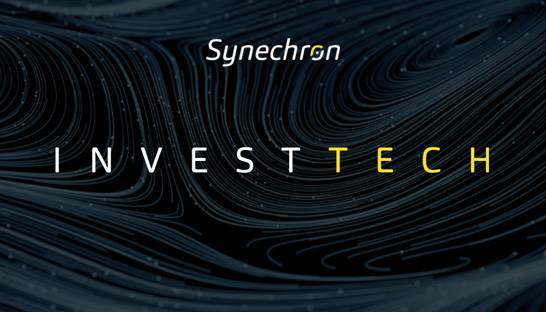 Synechron launches tech solutions for asset management industry