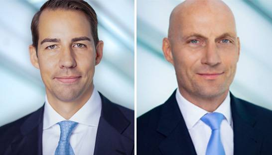 Garrett Whitmore and Jochen Vogel join goetzpartners as partner