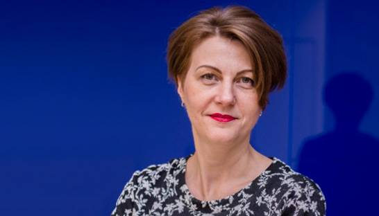 Olena Makarenko leads KPMG's Forensic arm in Ukraine
