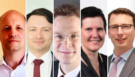 Oliver Wyman appoints five partners across German offices