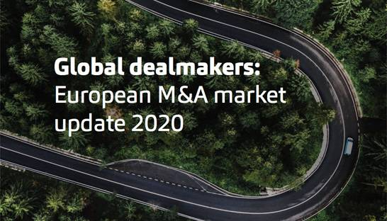 A roundup of Baker Tilly's European M&A market update