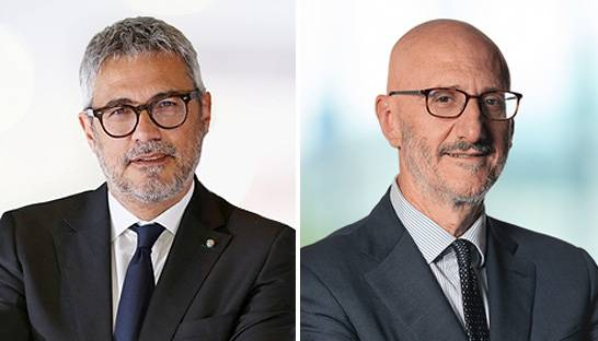 Fabio Maria Lazzerini and Francesco Caio lead Alitalia's rebirth