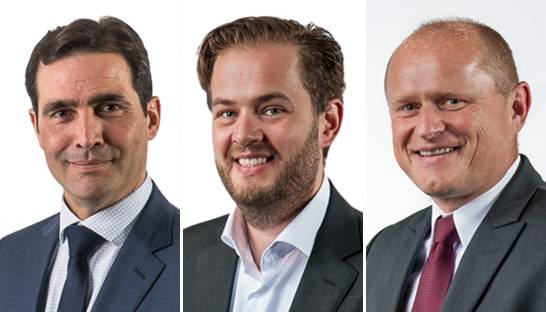 Protiviti promotes three senior advisors in Amsterdam office