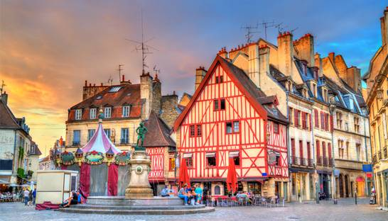 How Dijon is becoming France's leading smart city