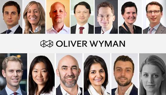 Oliver Wyman appoints 14 new partners across Europe