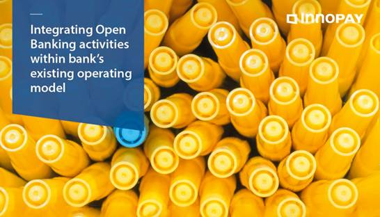 How banks can adapt their operating models for open banking