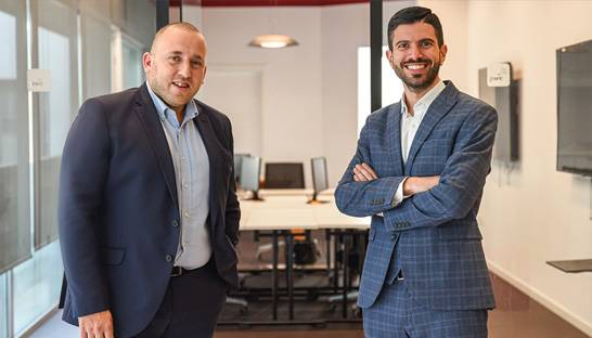 Christopher Cardona and Ian Curmi partner at PwC in Malta