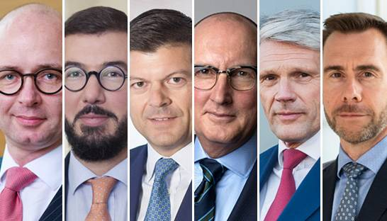 Heidrick & Struggles appoints leaders across 5 European countries