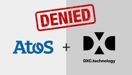 DXC Technology rejects $10 billion Atos bid, and Atos walks away