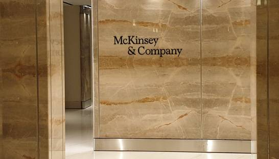 McKinsey statement: we regret the Moscow communication mistake