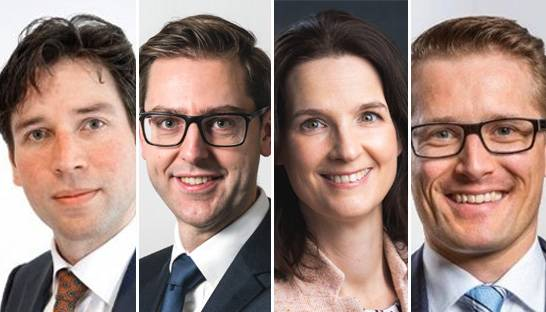 Kearney promotes four to partner in Amsterdam and Brussels