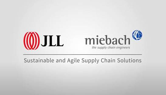 Miebach Consulting and JLL team up for supply chain solutions