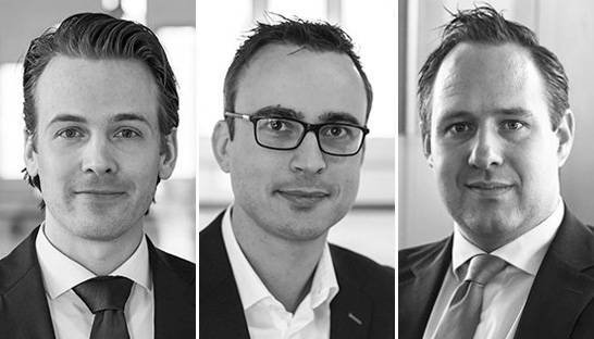 Corporate Finance International appoints three Dutch partners