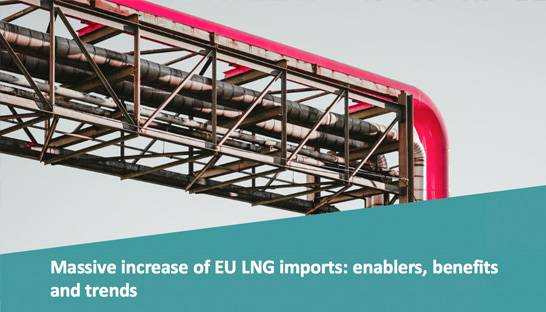 Six demand & supply trends in Europe's LNG industry